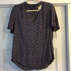 Anthropologie Maeve blouse